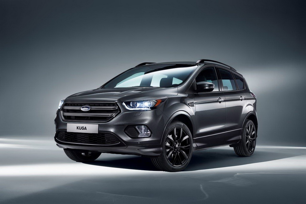 Новий Ford Kuga