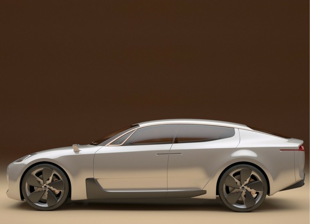 Kia представит электромобили, компактный кроссовер и спортивный седан