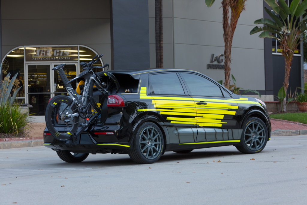 Kia Niro Triathlon