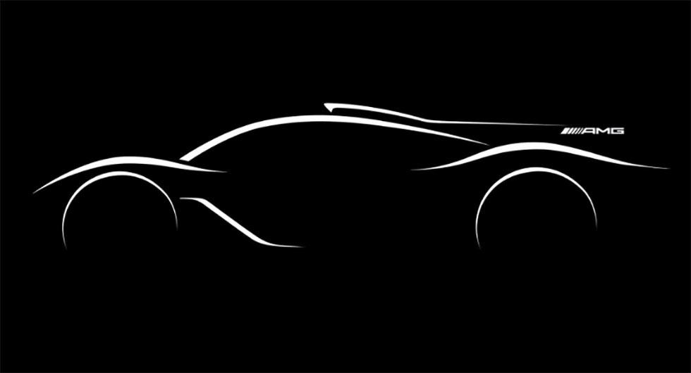 Каким будет самый дорогой гиперкар Mercedes-Benz