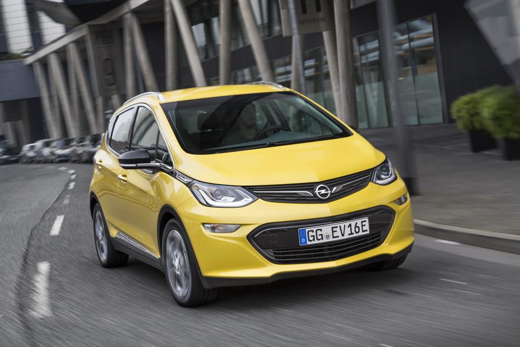 Opel Strategy Plan