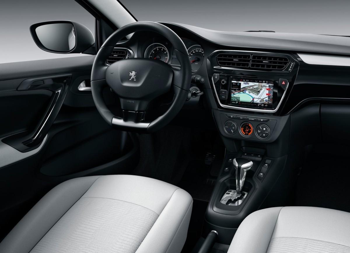Обновленный седан Peugeot 301 2017 – первые официальные фото