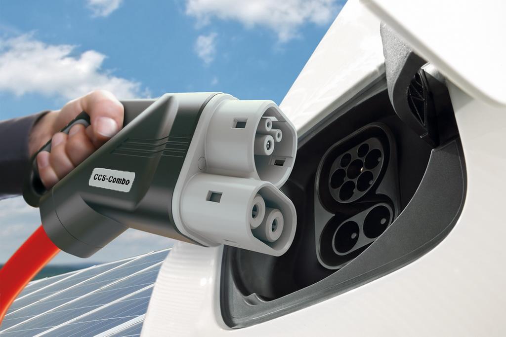 BMW, Daimler, Фольксваген и Форд создадут вевропейских странах сеть заправок для электромобилей