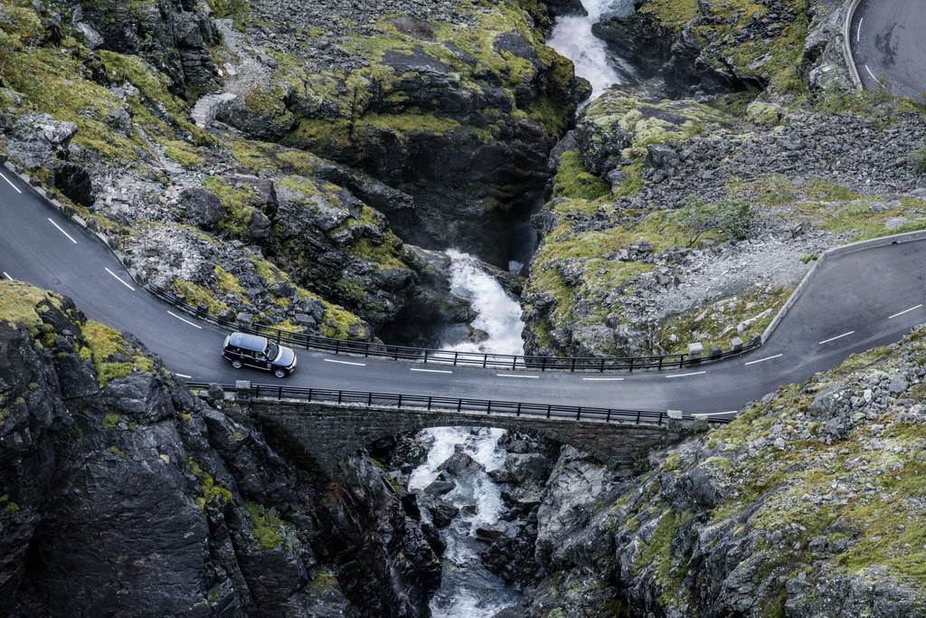 Range Rover Norway