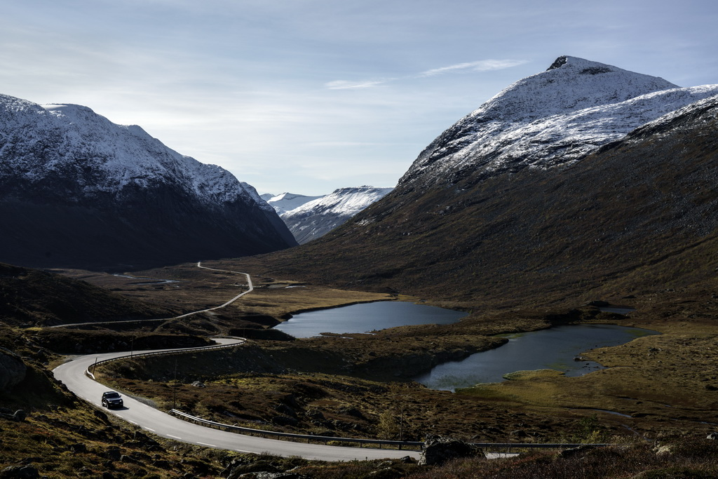 Range Rover Norway