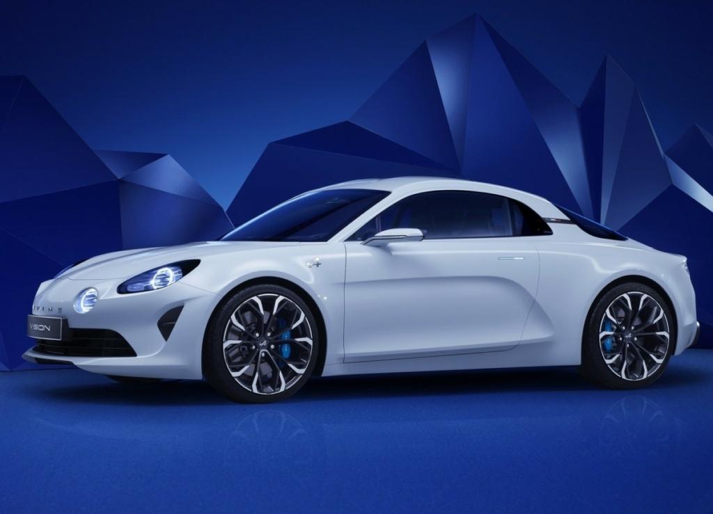 Renault Alpine A120 – новая информация о спорткупе Рено
