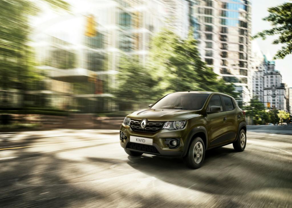 Кроссовер Renault Kwid за 5000 евро может появиться в Европе