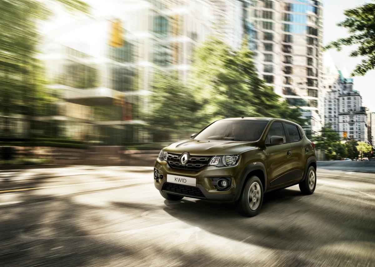 Renault готовит электрокроссовер по цене модели В-класса