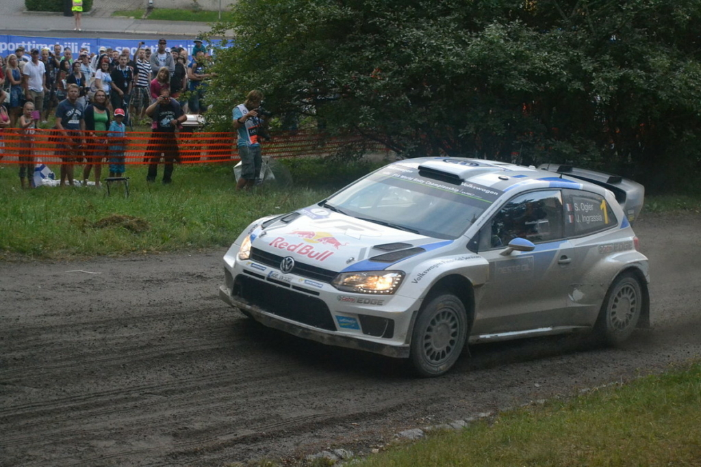 Volkswagen уходит из гонок WRC