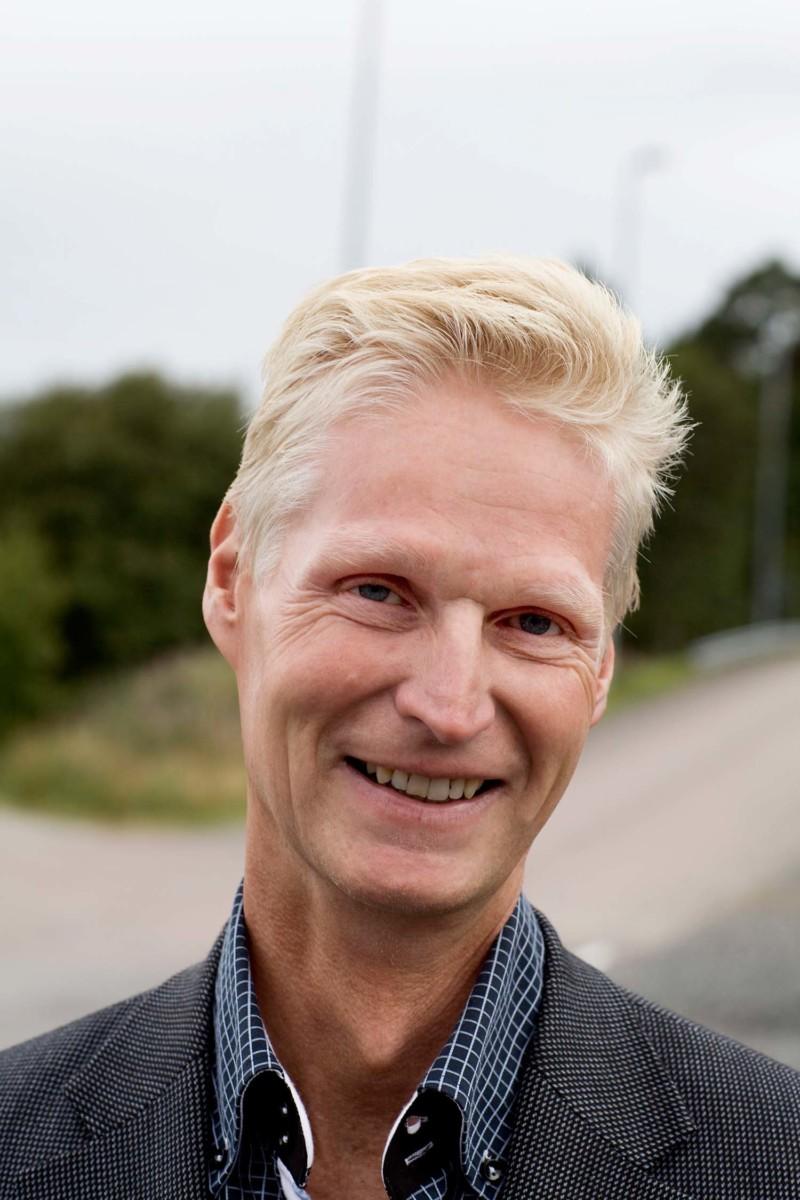 Стаффан Вендеберг, голова відділу з виробництва Volvo FH і автопоїздів у Volvo Trucks