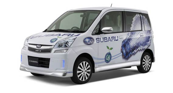 Mazda, Subaru и Toyota займутся совместной разработкой электромобилей