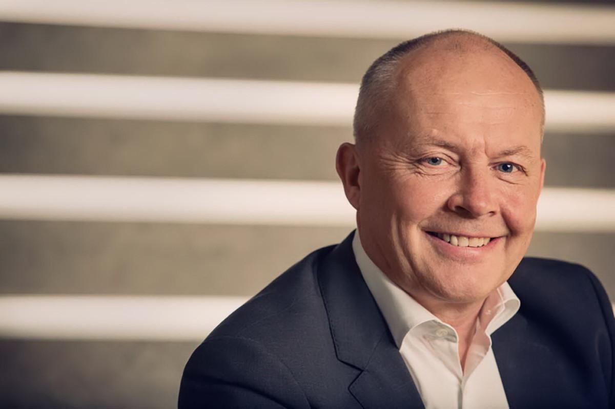 Президент Volvo Trucks Клаэс Нильссон