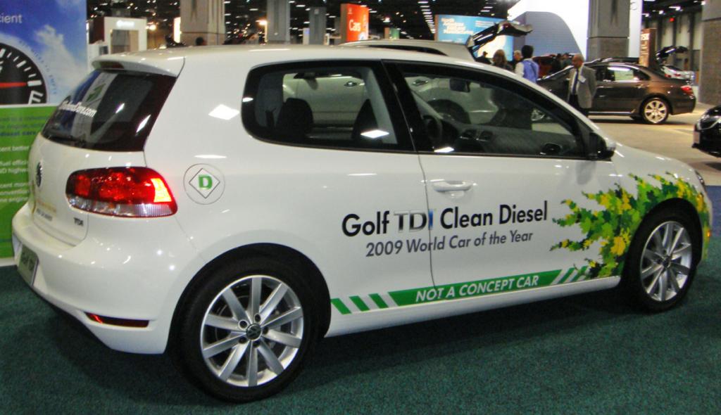 Франция может запретить дизельные Renault и Volkswagen