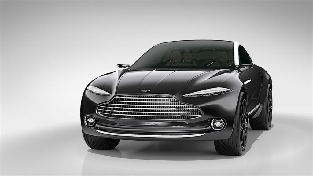 Aston Martin DBX – первые подробности кроссовера Астон Мартин