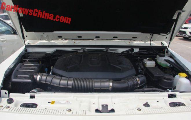 Китайский Гелендваген поступил в продажу