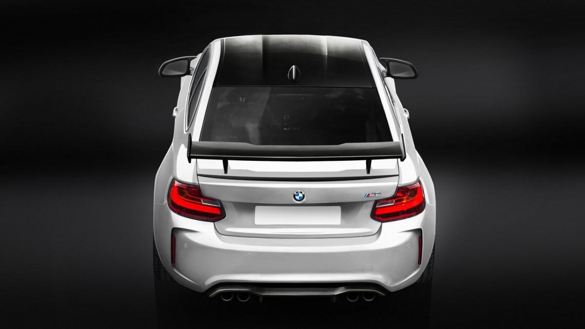 В 2018г БМВ представит «заряженную» версию купе M2 CS