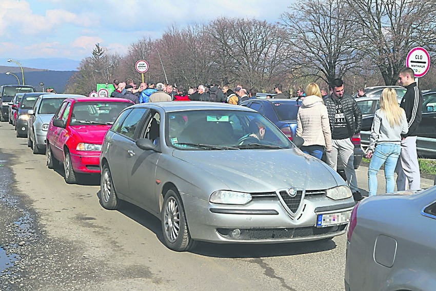 Нерастаможенные авто «пересичников» могут освободить от налогов