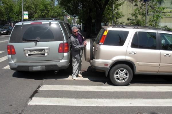 Верховная Рада хочет ужесточить правила парковки