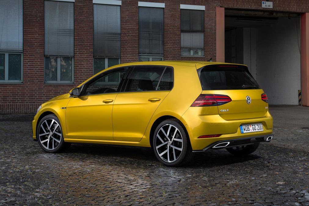 Объявлены европейские цены на обновленный Volkswagen Golf 2017
