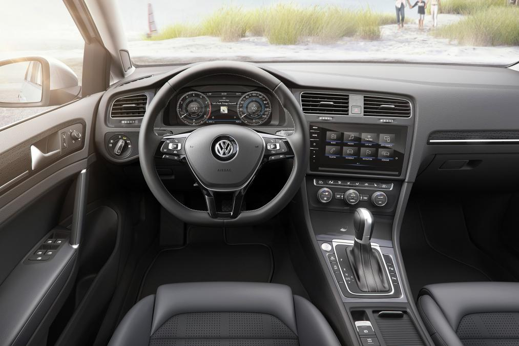 VW Golf 2017