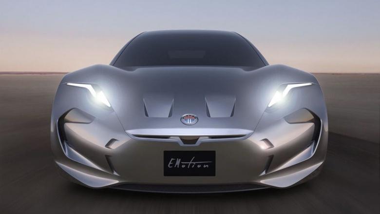 Fisker EMotion – новый конкурент Теслы с запасом хода 640 км
