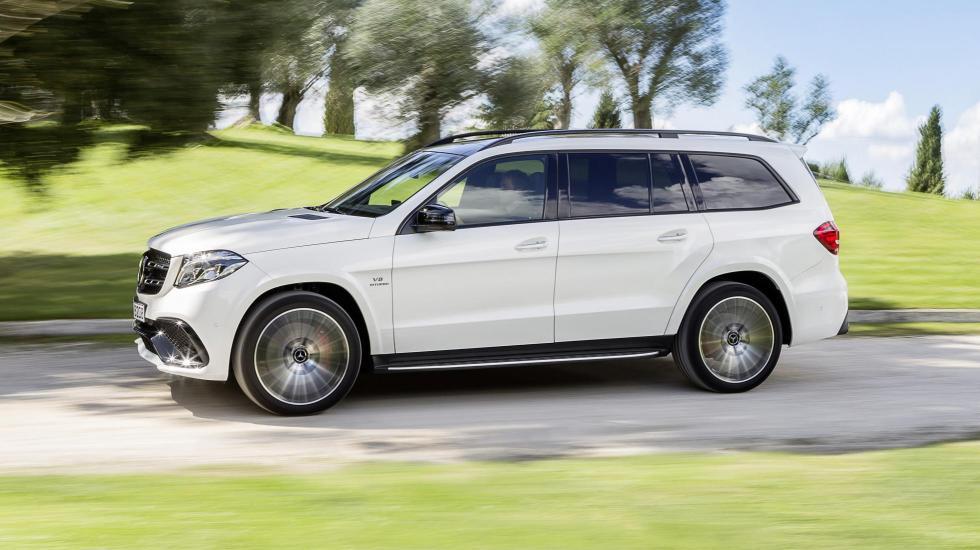Benz может выпустить вседорожный автомобиль Maybach