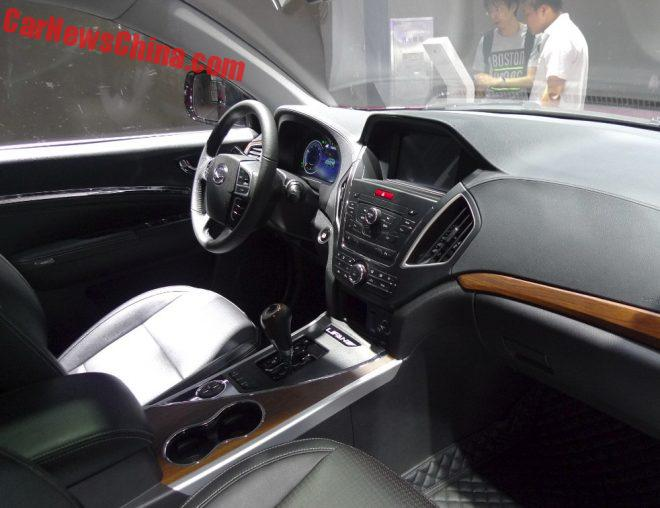 Lifan X80 – китайский кроссовер в стиле Hyundai Grand Santa Fe
