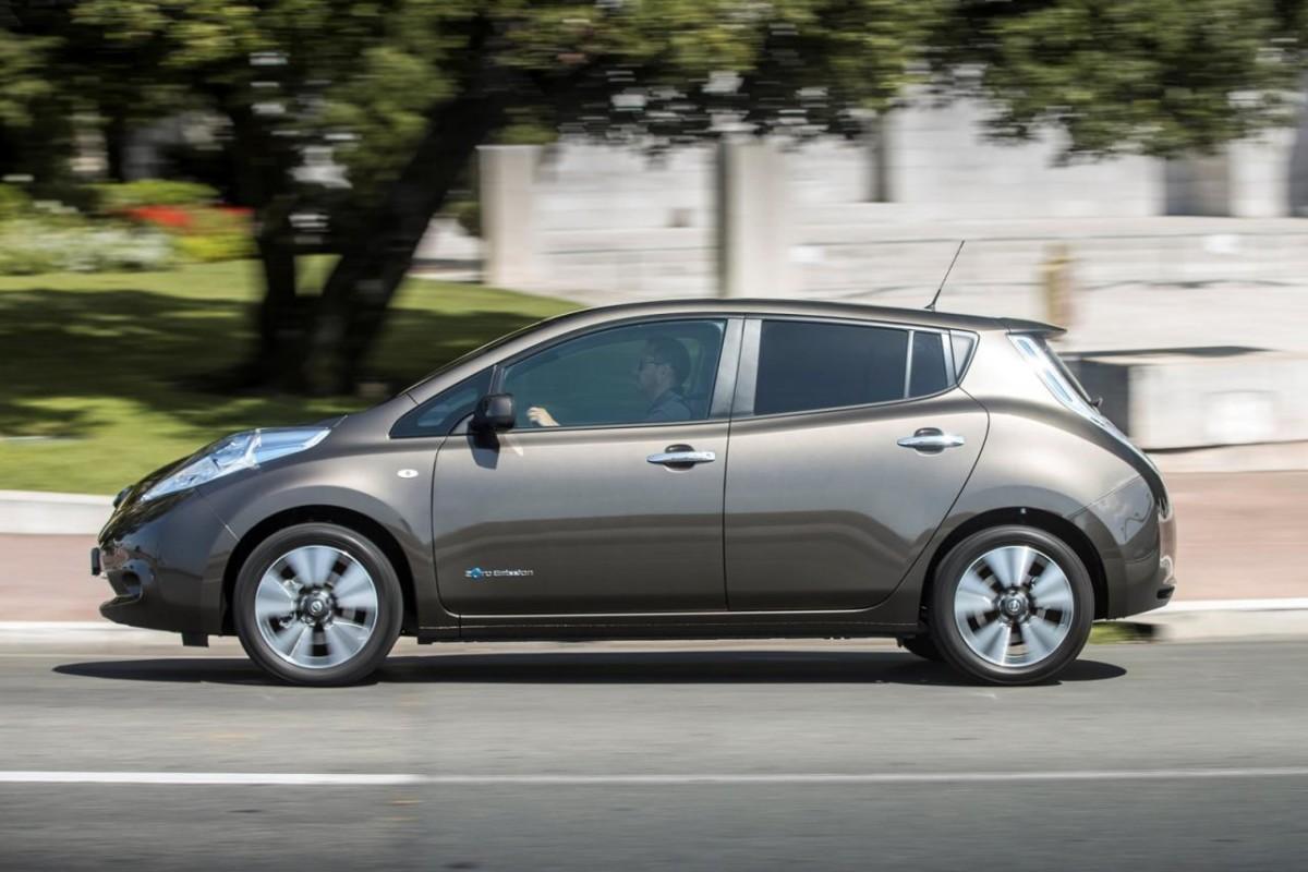 Электромобили в Украине набирают все большей популярности