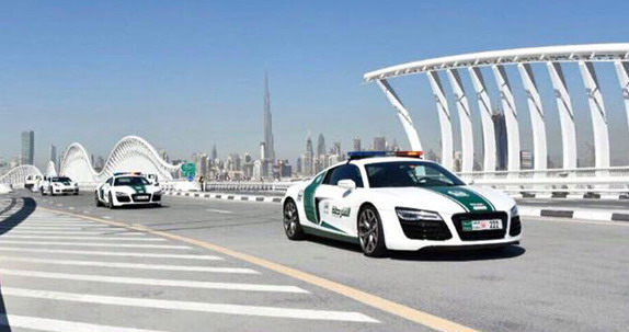 Полиция получит новые Audi