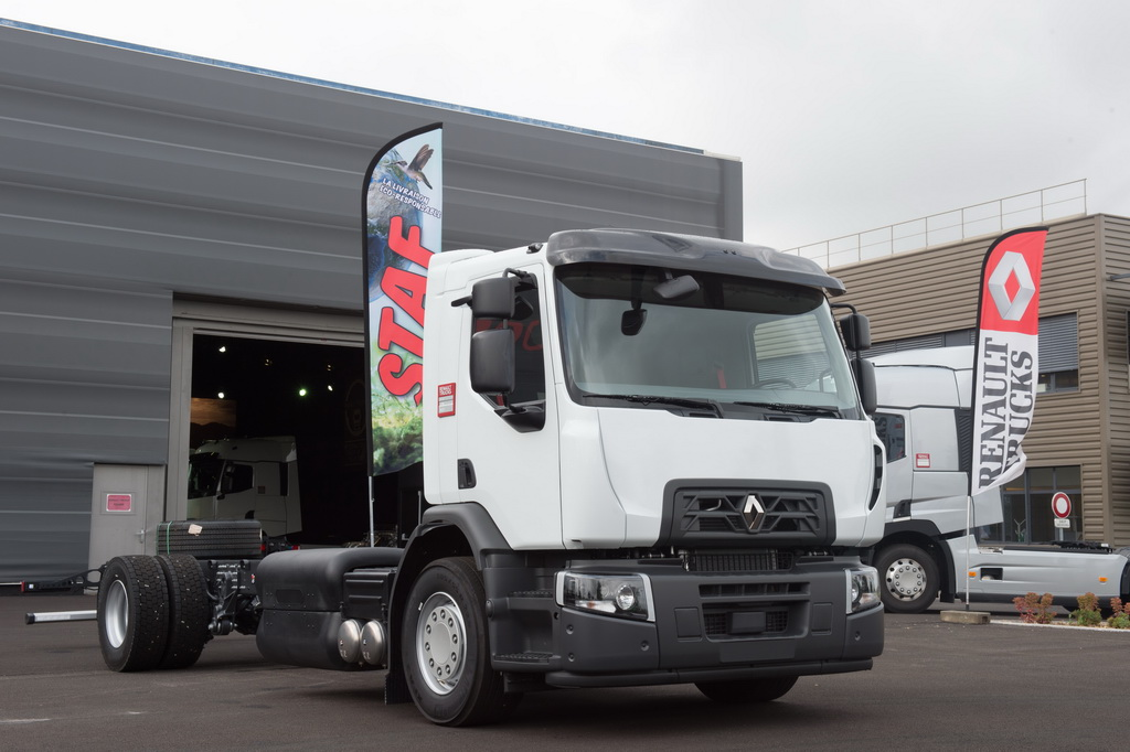 Renault Trucks WIDE CNG