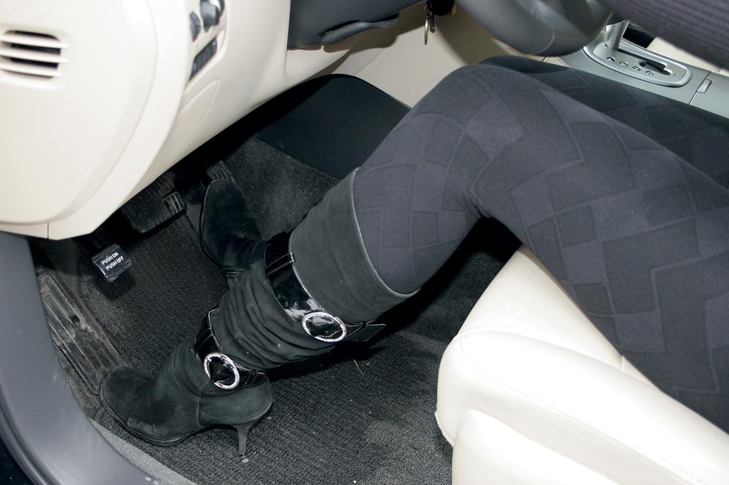 безопасность за рулем