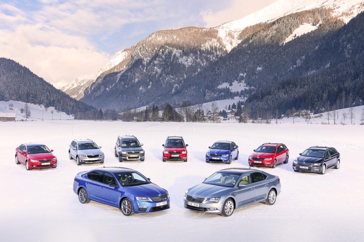 Skoda выпустила миллион автомобилей с начала 2016 года