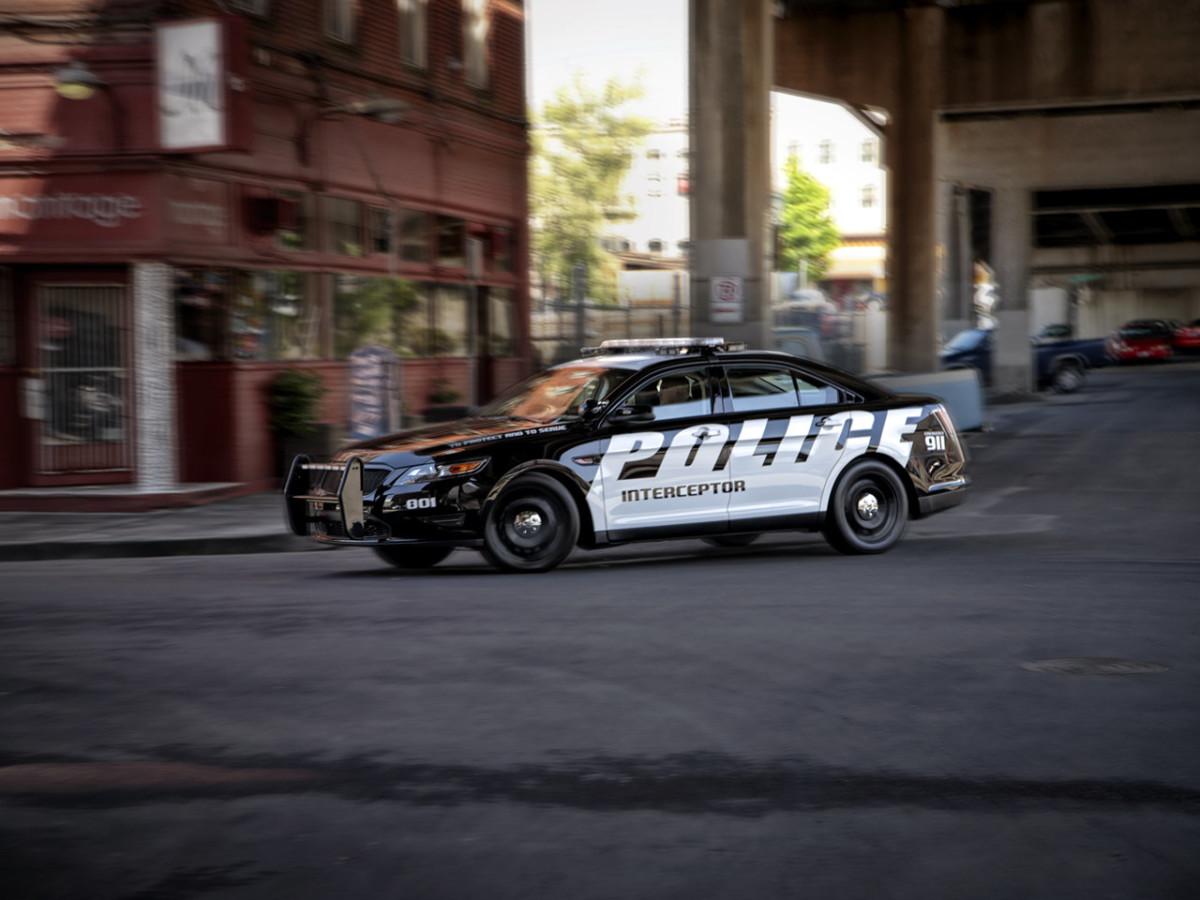 Ford Police Interceptor 2016