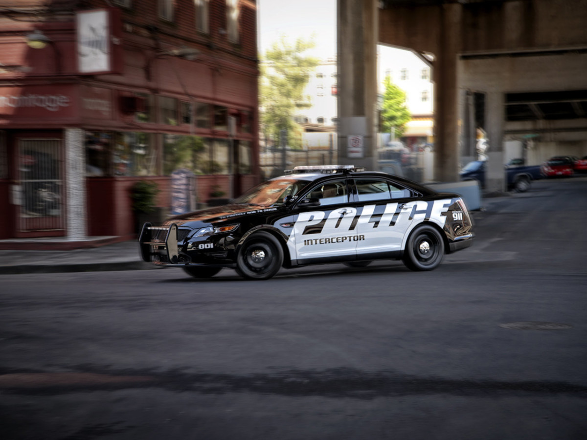 Ford Police Interceptor 2016