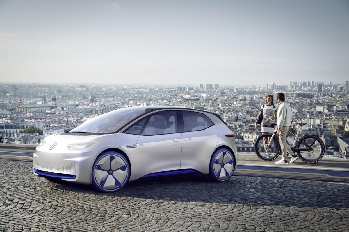 Volkswagen готовит электрический спорткар и роскошный электромобиль