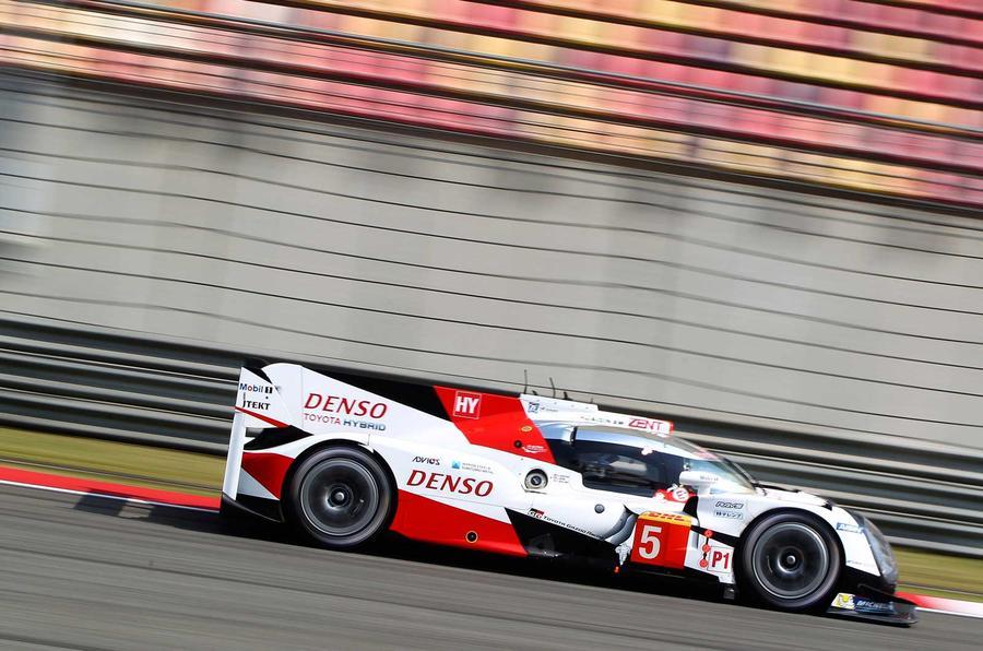 Toyota бросит вызов Mercedes-AMG и BMW Motorsport