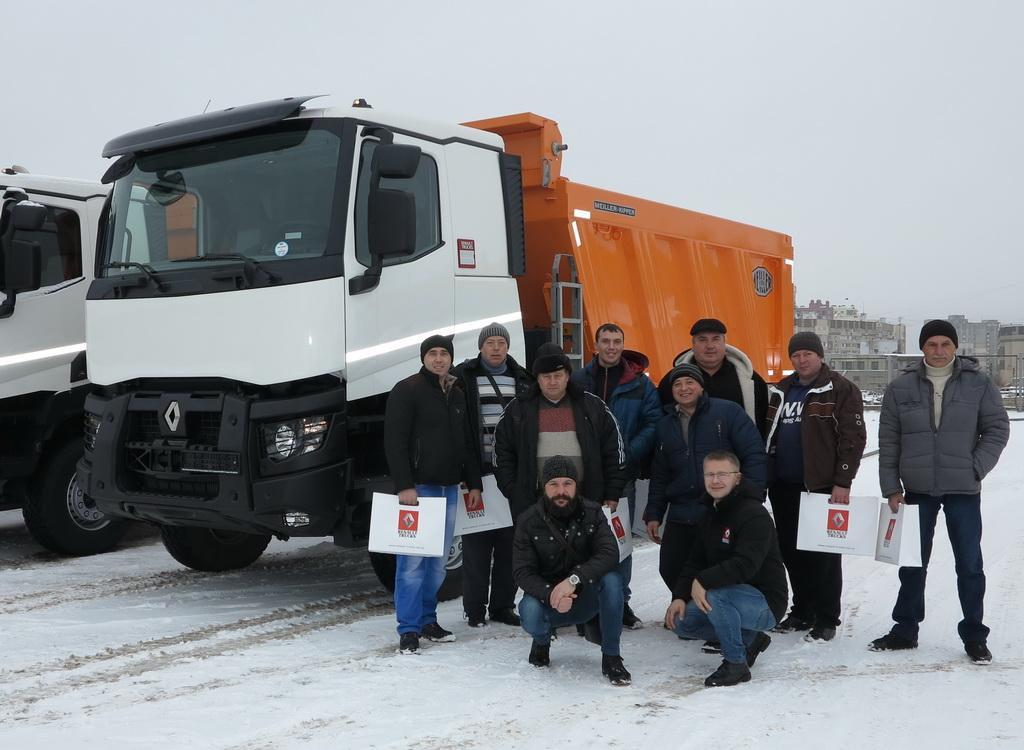 Renault Trucks серии К