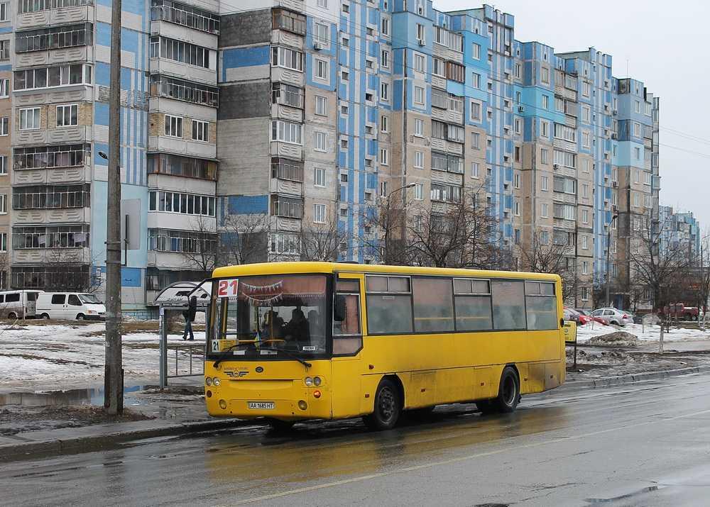 Проезд в маршрутках Киева внезапно подорожал
