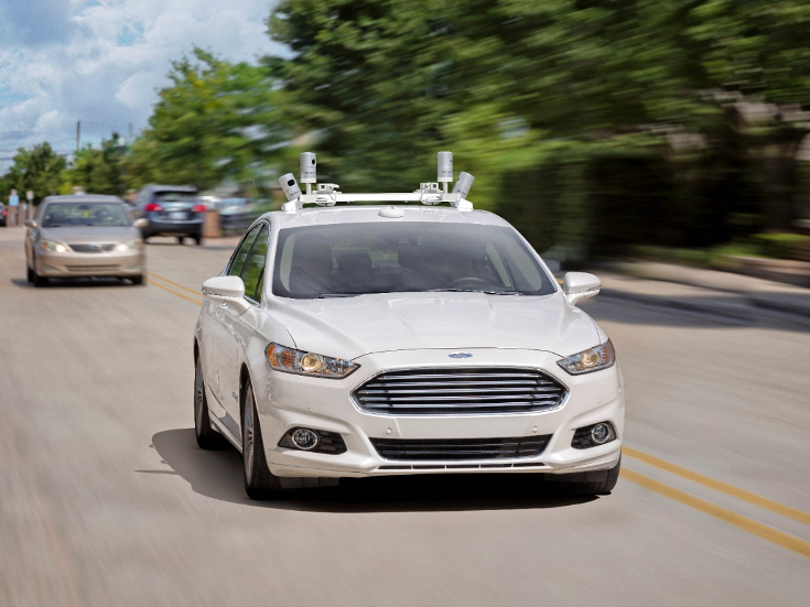 Беспилотные автомобили могут сделать человечество счастливее – опрос