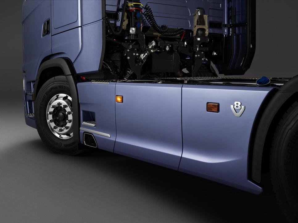 Scania S-серии