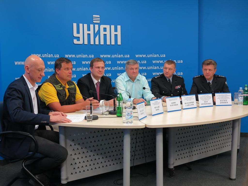 «10 000 км за 7 дней»: итоговая пресс-конференция