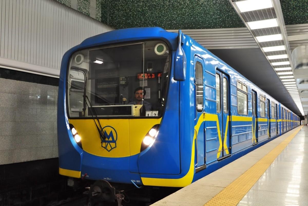 Строительство метро наТроещину оценили в31,6 млрд гривен