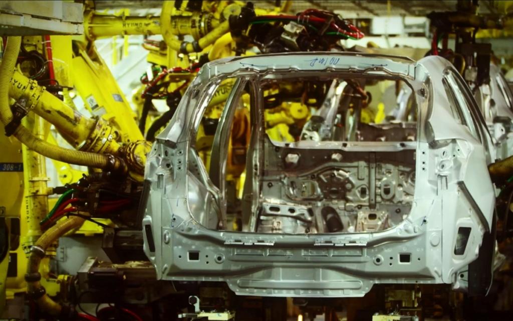 Стартовало производство Хюндай i30 обновленного поколения для Европы