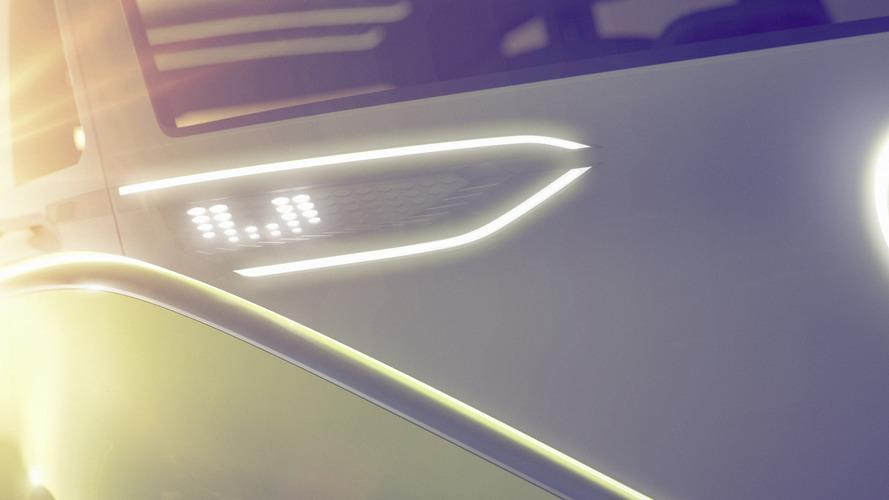 Электрический мини-вэн Volkswagen - первые фото и подробности