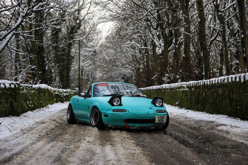 Как работают зимние шины