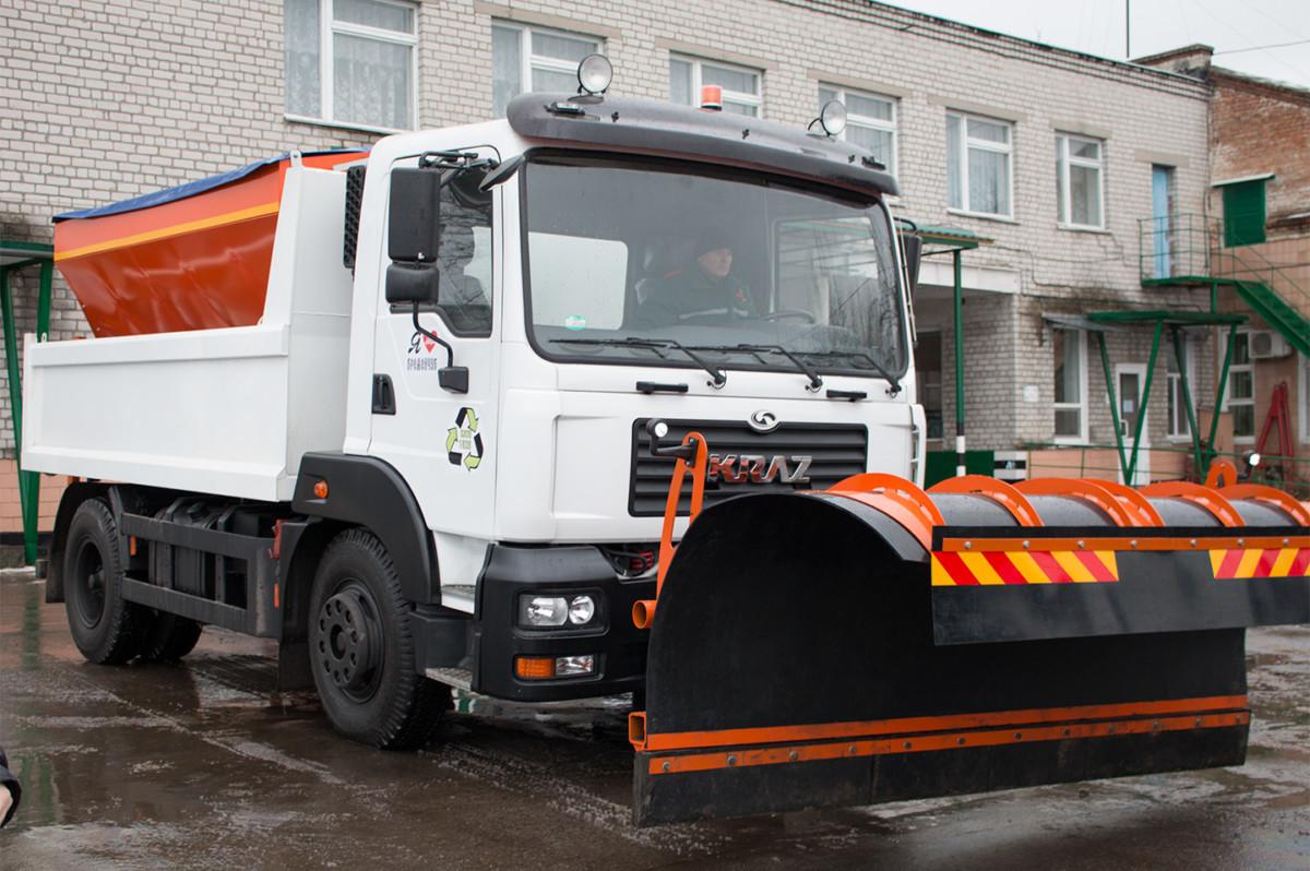 КДМ на шасси КрАЗ-5401С2