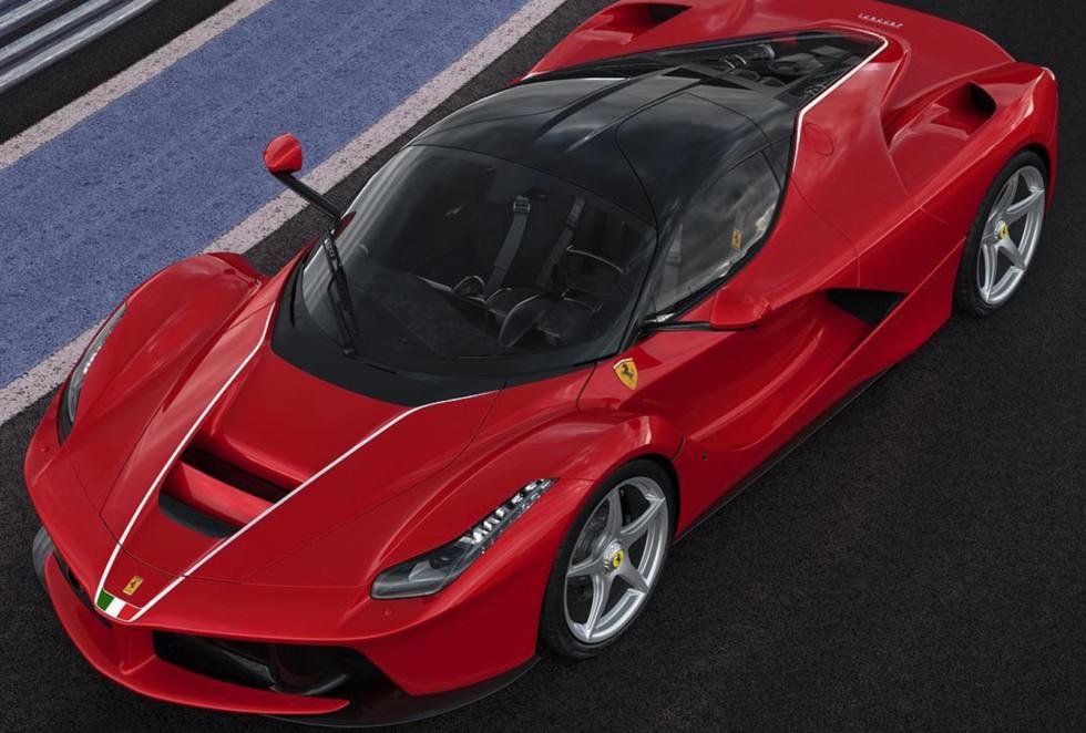 Гиперкар Ferrari за $7 миллионов стал самым дорогим авто XXI века