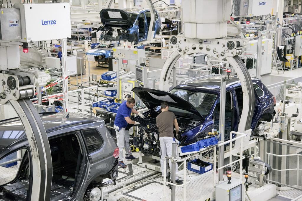 Европейский рынок легковых авто в ноябре опять вырос