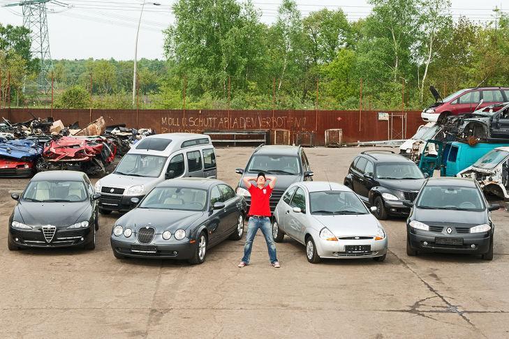 б у автомобили в москве с фото