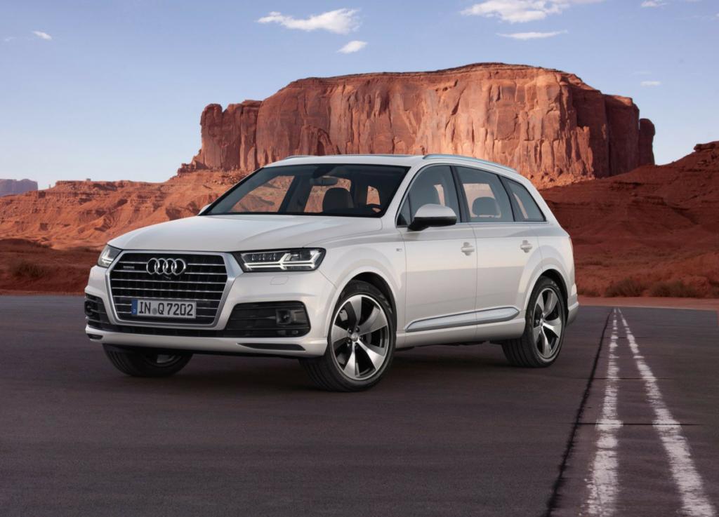 Новые Audi научили различать сигналы светофора